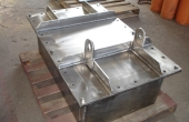 Stainless enclosure