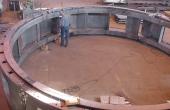 Reclaim bucket wheel